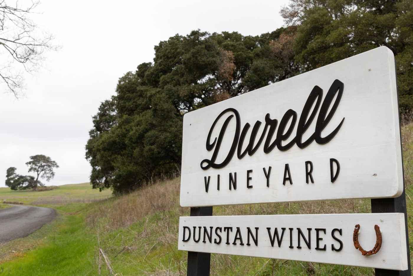 Durell sign